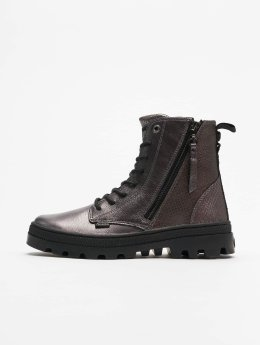 Palladium Frauen Boots Pallabosse High in schwarz