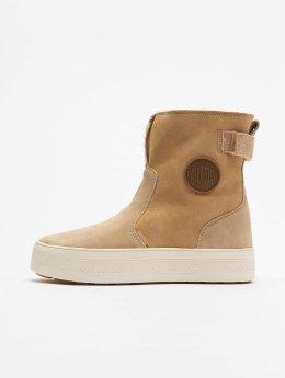 Palladium Chaussures montantes SUB Explorer brun