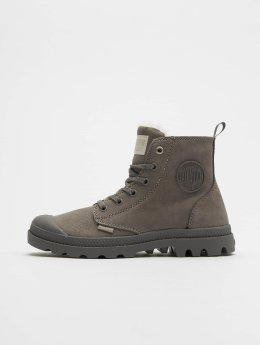 Palladium Chaussures montantes  gris