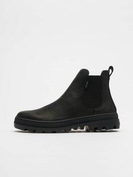 Palladium Vapaa-ajan kengät Pallabosse Chelsea musta