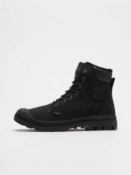 Palladium Vapaa-ajan kengät Pampa Sport Cuff musta