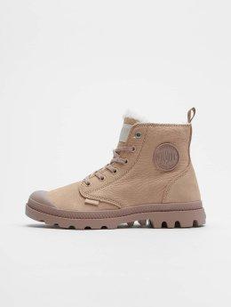 Palladium Vapaa-ajan kengät Pampa Hi Z roosa