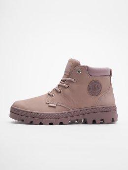Palladium Vapaa-ajan kengät Pallabosse Lo Cuff roosa