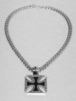 Paris Jewelry Kaulaketjut Cross hopea
