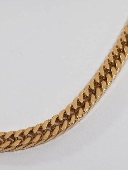 Paris Jewelry ketting Stainless Steel goud