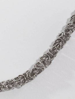 Paris Jewelry Necklace Stainless Steel silver colored