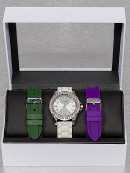 Paris Jewelry Reloj Set  blanco