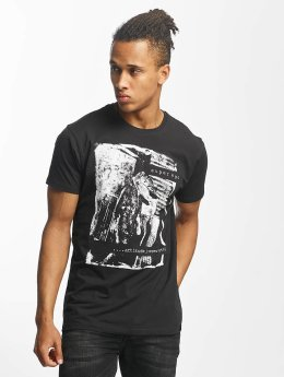 Paris Premium Attitude is Everything T-Shirt Black