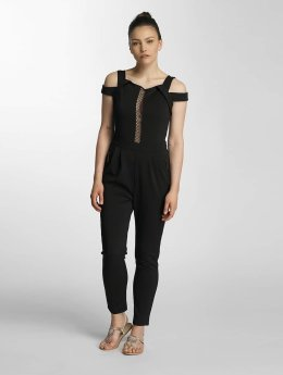 Paris Premium Jumpsuit Cocktail schwarz