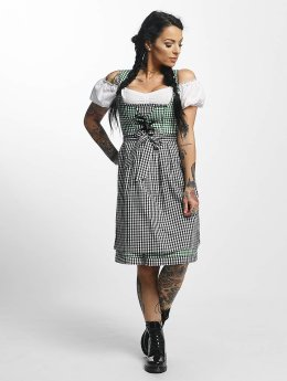 Paris Premium Traditional II Dirndl Green