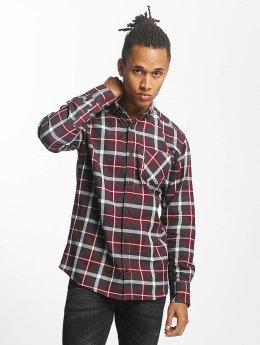 Paris Premium Koszule Manoa czerwony