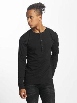 Paris Premium Longsleeve Basic zwart