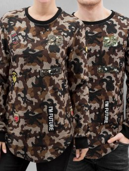Paris Premium Pullover Premium schwarz