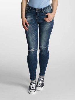 Paris Premium Skinny jeans Denim blauw
