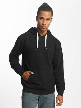 Paris Premium Sweat capuche Basic noir