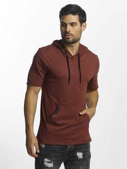 Paris Premium T-paidat Hood punainen