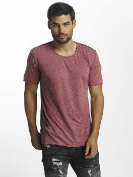 Paris Premium T-paidat Basic punainen