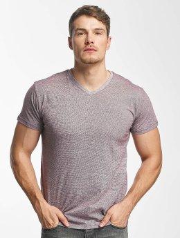 Paris Premium T-paidat Stripe punainen