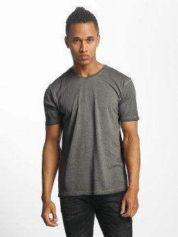 Paris Premium T-Shirt Logo gray