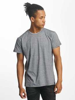 Paris Premium T-Shirt Stripe gris