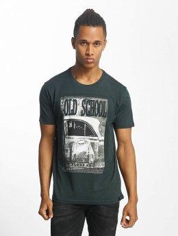 Paris Premium T-Shirt Old School grün