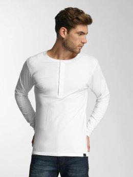 Paris Premium T-Shirt manches longues Basic blanc