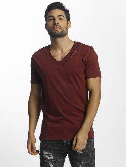 Paris Premium T-shirt Basic rosso