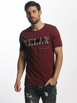 Paris Premium T-Shirt Relax rot