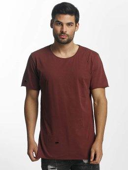 Paris Premium T-Shirt Holes rouge