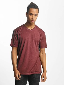 Paris Premium Logo T-Shirt Bordeaux