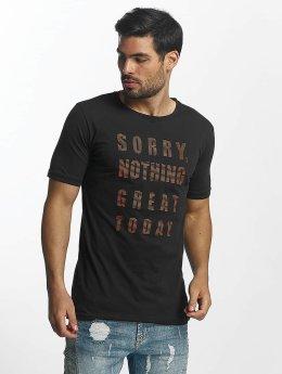 Paris Premium T-Shirt Paris Premium T-Shirt schwarz