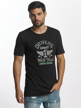 Paris Premium T-Shirt Paris Premium T-Shirt schwarz