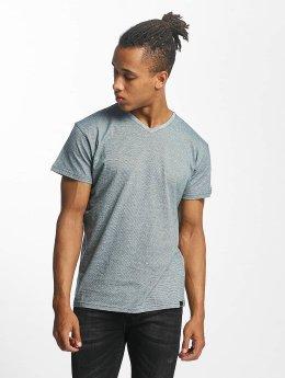 Paris Premium T-shirt Stripe verde