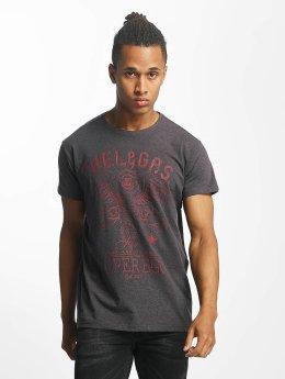 Paris Premium T-shirts Fuel & Gas grå