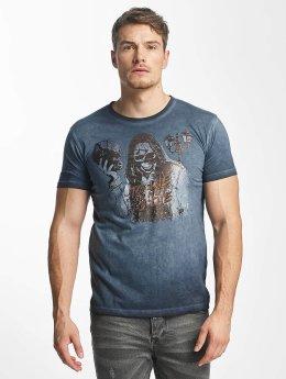 Paris Premium T-skjorter To Die or not to Die blå