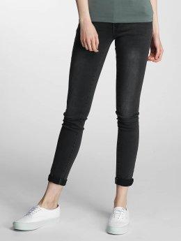 Paris Premium Tynne bukser Denim svart