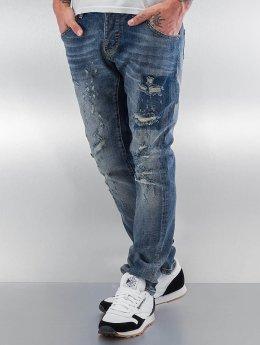 Pascucci Jeans straight fit Siggi blu