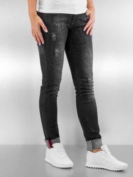 Pascucci Skinny jeans B-Cat zwart