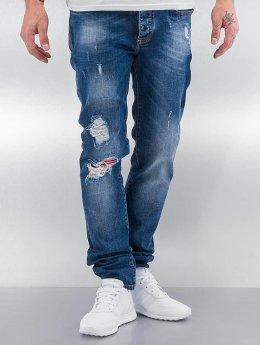 Pascucci Straight Fit Jeans Suzi blau