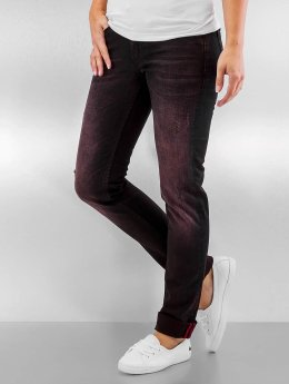 Pascucci Frauen Straight Fit Jeans B-Boro in schwarz