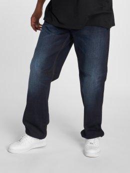Pelle Pelle Baggy jeans Baxter blauw