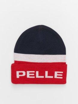 Pelle Pelle Beanie Linear blauw