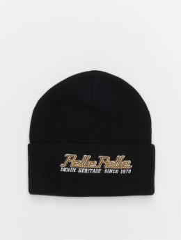 Pelle Pelle Beanie Heritage negro