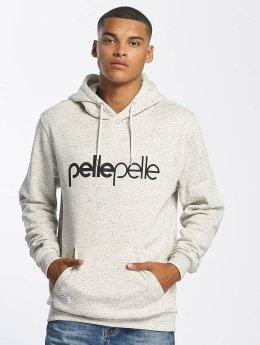 Pelle Pelle Hoody Back 2 Basics grau
