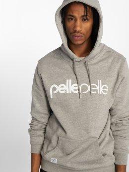 Pelle Pelle Hoody Back 2 The Basics grau