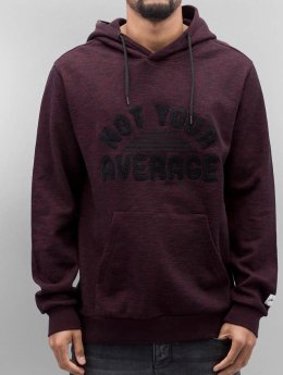 Pelle Pelle Hoody Not Your Average rood