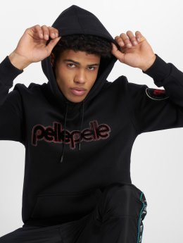 Pelle Pelle Hoody Corporate schwarz