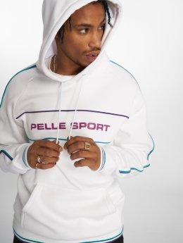 Pelle Pelle Hoody Linear weiß