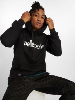 Pelle Pelle Hoody Back 2 The Basics zwart