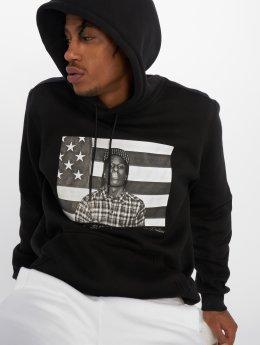 Pelle Pelle Hoody A$ap Flag zwart